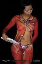 Body Painting �  Artistic Body Painting Wallpapers Part 4 (54)