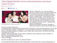 marjorie barretto scandal | Blink