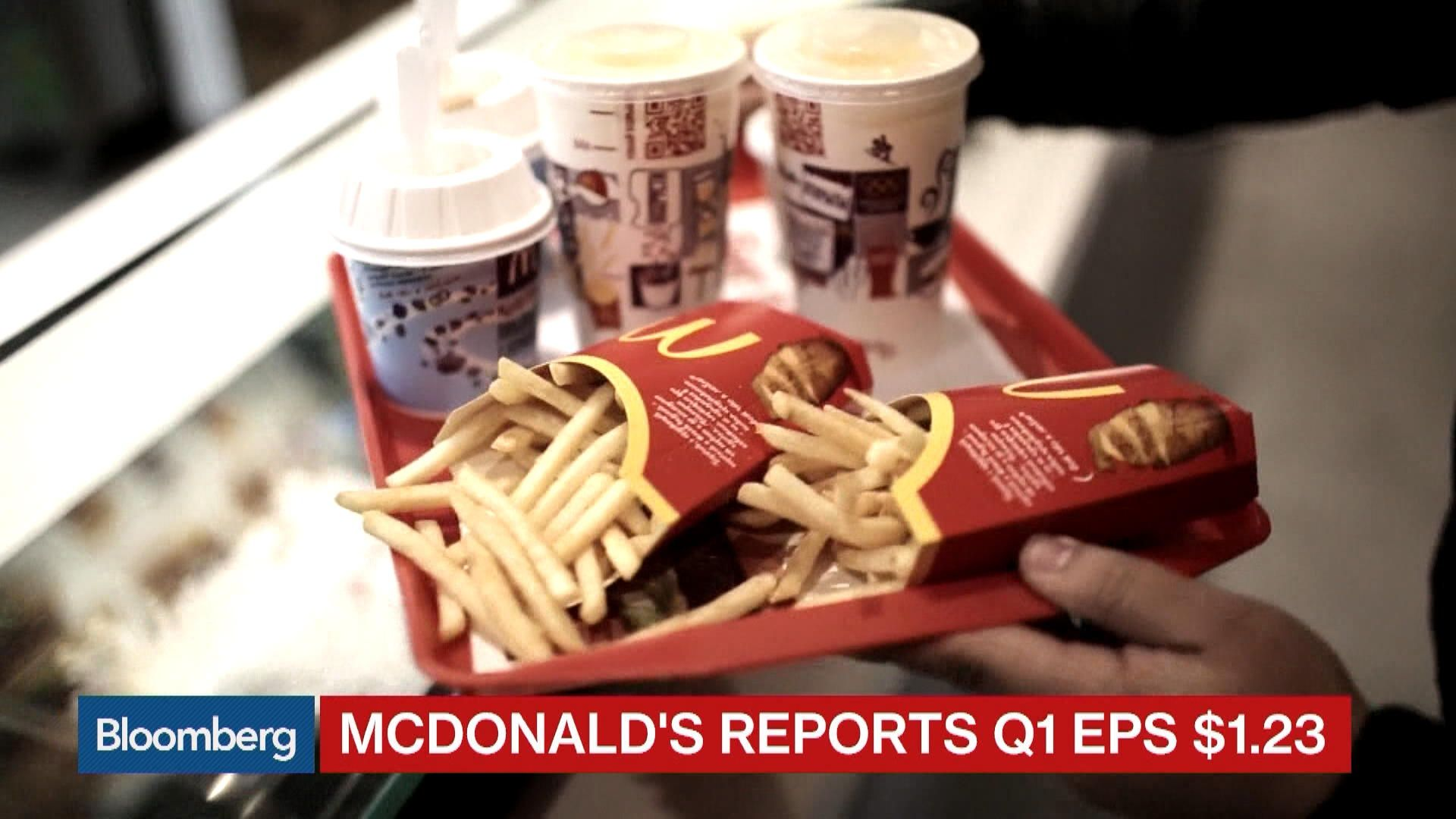 McDonald's All-Day Breakfast, Value Deals Help Fuel Turnaround - Bloomberg