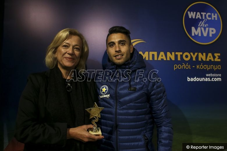 Badounas MVP ο Nico Fernandez! (video)