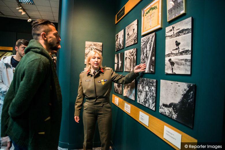 ΑΣΤΕΡΑΣ: Βόλτα στο Πολεμικό Μουσείο Τρίπολης! (photos)