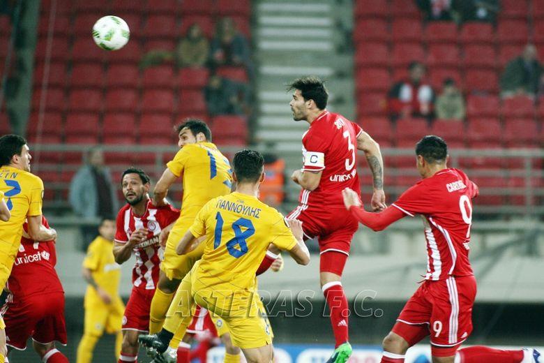 #matchday1 | Ολυμπιακός-ΑΣΤΕΡΑΣ: 2-1