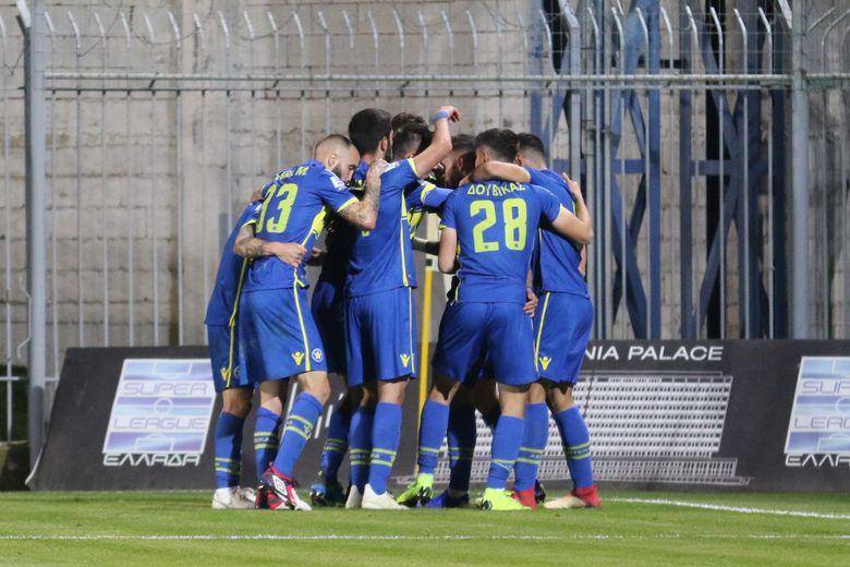 ΑΣΤΕΡΑΣ - ΠΑΣ Γιάννινα 1-0: Τρίτη σερί νίκη!