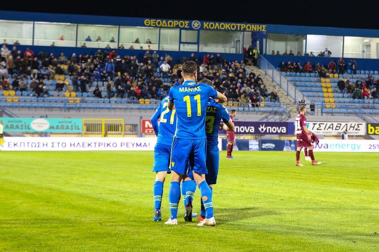 ΑΣΤΕΡΑΣ - Α.Ε.Λ. 2-0: Ντεμπούτο με νίκη!