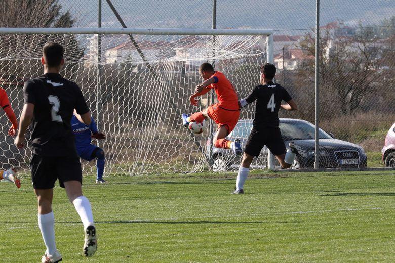 Κ17: ΑΣΤΕΡΑΣ - ΟΦΗ 2-0 (photos)