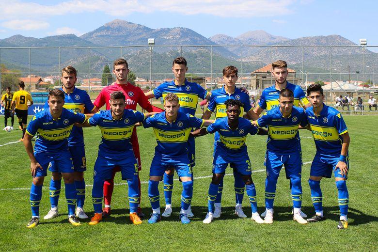 U19: ΑΣΤΕΡΑΣ - ΑΕΚ 0-1 (photos)