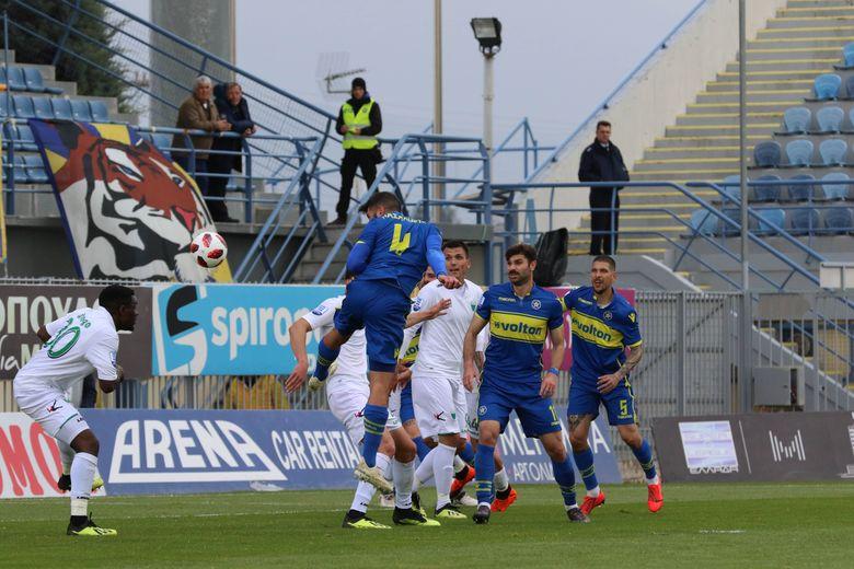 ΑΣΤΕΡΑΣ - Λεβαδειακός 0-0: Η ανάλυση του αγώνα