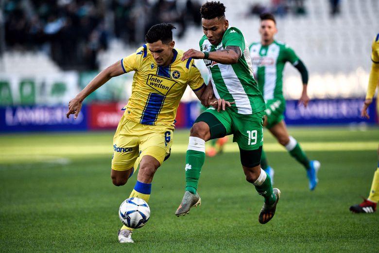 Παναθηναϊκός - ΑΣΤΕΡΑΣ 1-0: Η ανάλυση του αγώνα