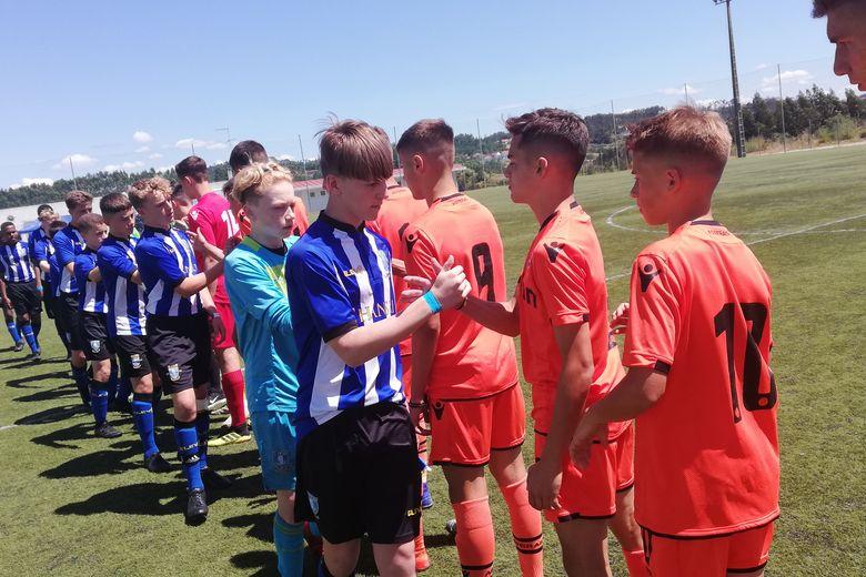 LEIRIA IF CUP: ΑΣΤΕΡΑΣ - Sheffield 0-2 (photos)