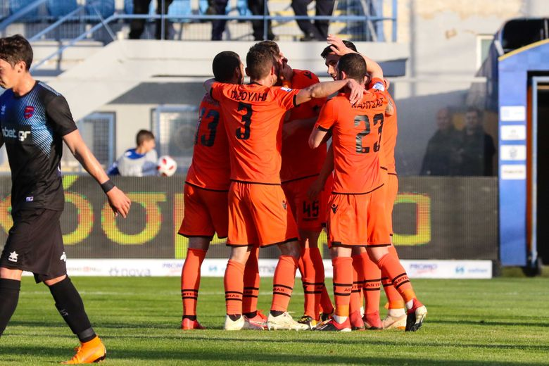 ΑΣΤΕΡΑΣ - Πανιώνιος 3-0: Το μόνιμο ραντεβού είναι στην Super League