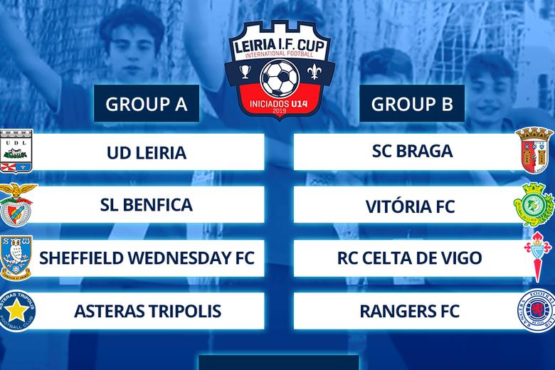 LEIRIA IF CUP U14: Η αποστολή του ΑΣΤΕΡΑ