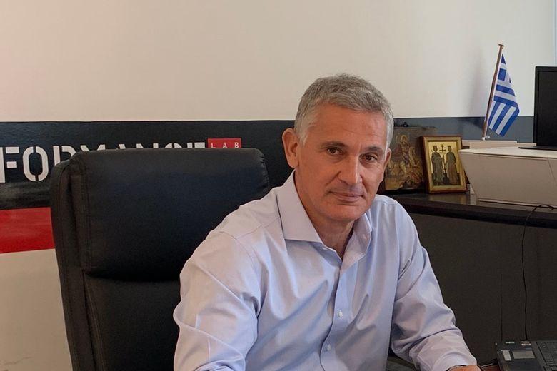 ΑΚΑΔΗΜΙΕΣ: Νέος Επιστημονικός Συνεργάτης ο Γιώργος Καχριμάνης