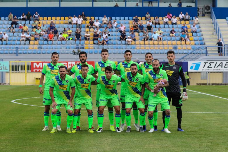 ΑΣΤΕΡΑΣ - Παναιτωλικός 0-2 (17.08.2019)