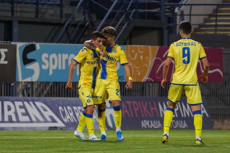ΑΣΤΕΡΑΣ - Παναχαϊκή 1-1 (07.08.2019)