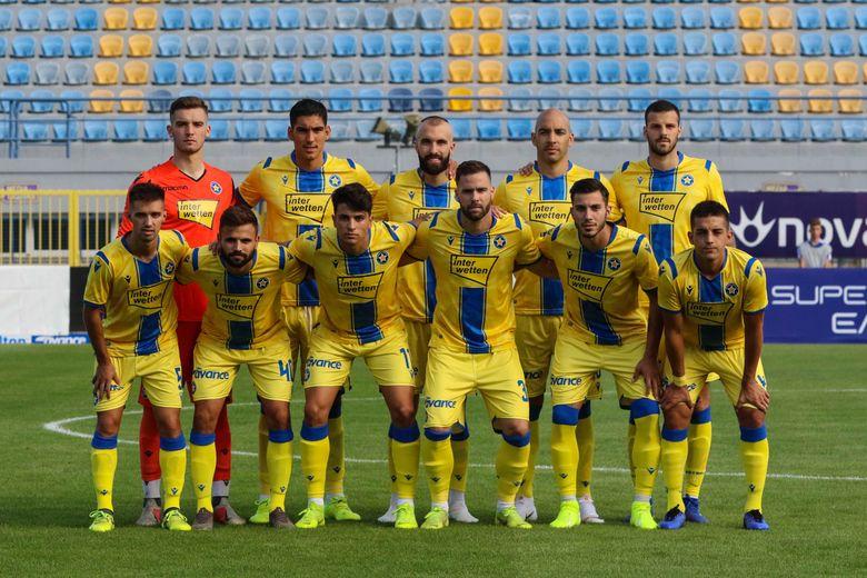 ΑΣΤΕΡΑΣ - Λεβαδειακός 2-0 Φιλικό (04.09.2019)