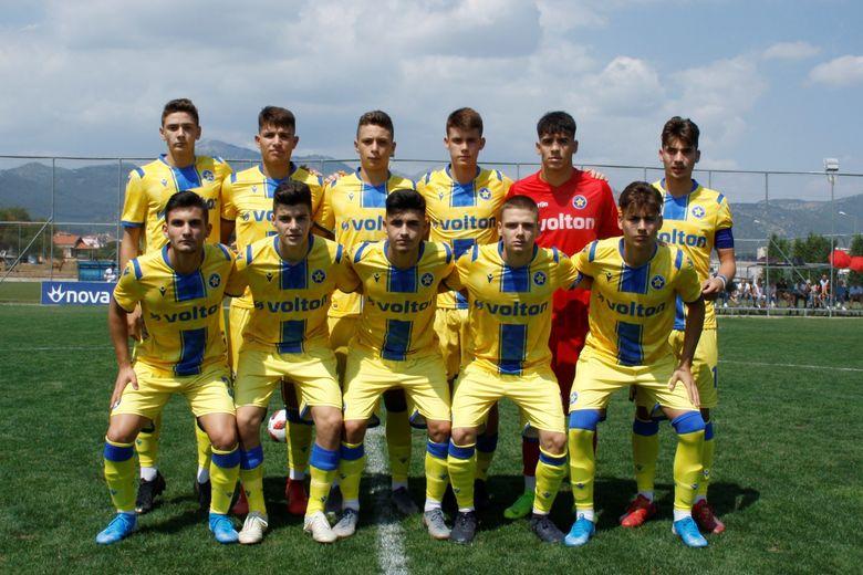 Κ17: ΑΣΤΕΡΑΣ - Παναθηναϊκός 0-0