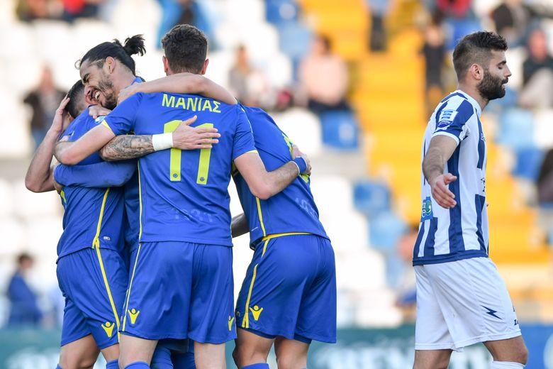 Απόλλων - ΑΣΤΕΡΑΣ 0-2: Σπουδαία νίκη και συνεχίζει!