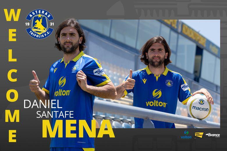 Ο Daniel Santafé Mena στον ΑΣΤΕΡΑ (photos)