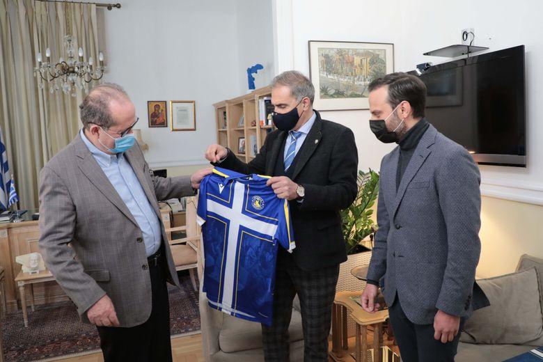 ΕΠΕΤΕΙΑΚΗ ΦΑΝΕΛΑ: Επίσκεψη του ΑΣΤΕΡΑ στην Περιφέρεια Πελοποννήσου