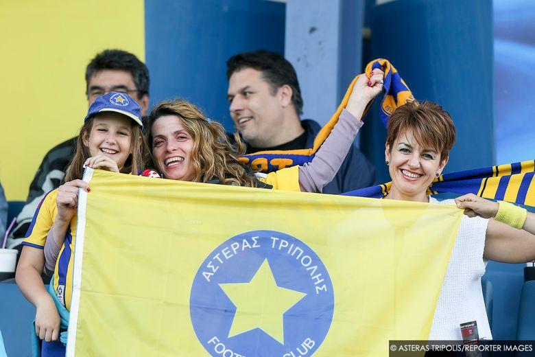PHOTO GALLERY: ΑΣΤΕΡΑΣ-Ατρόμητος 1-0