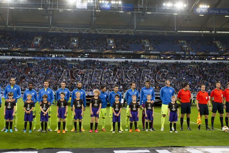 Schalke-ΑΣΤΕΡΑΣ 4-0