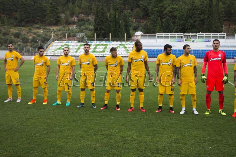 Λεβαδειακός-ΑΣΤΕΡΑΣ 0-0