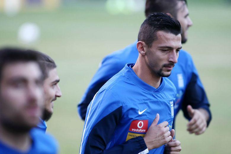 EURO 2016: Κλήση στην Εθνική για Γιαννούλη