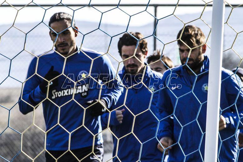 ΠΡΟΠΟΝΗΣΗ: Προετοιμασία για Κύπελλο και Πρωτάθλημα