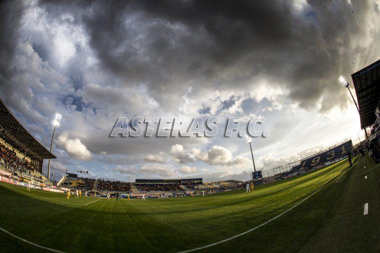 ΑΣΤΕΡΑΣ-Ολυμπιακός: Τα εισιτήρια του αγώνα