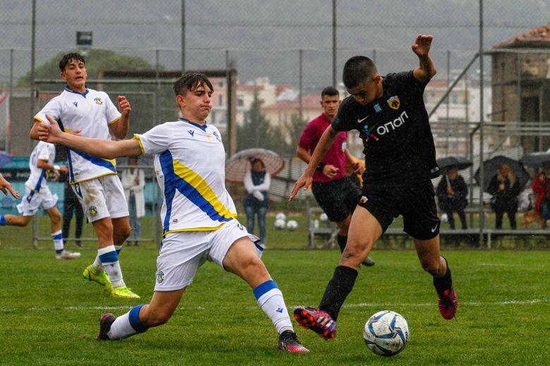 Κ15: ΑΣΤΕΡΑΣ - ΑΕΚ 0-1 (photos)