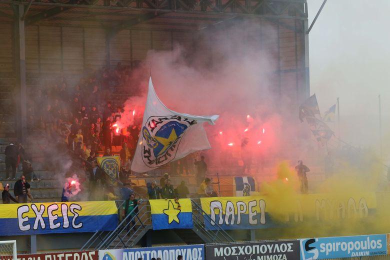 ΑΣΤΕΡΑΣ - ΠΑΟΚ 0-0 (25.04.2019)