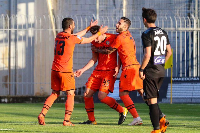 ΑΣΤΕΡΑΣ - Πανιώνιος 3-0 (05.05.2019)