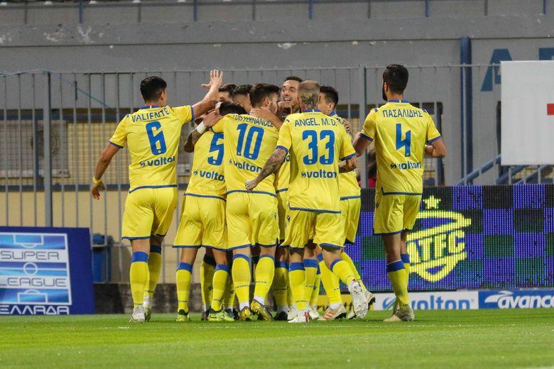 ΑΣΤΕΡΑΣ - Ατρόμητος 2-1 (21.09.2019)