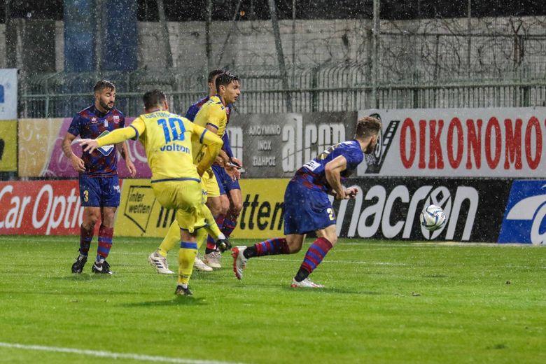 ΑΣΤΕΡΑΣ - Βόλος Ν.Π.Σ. 0-0: Η ανάλυση του αγώνα