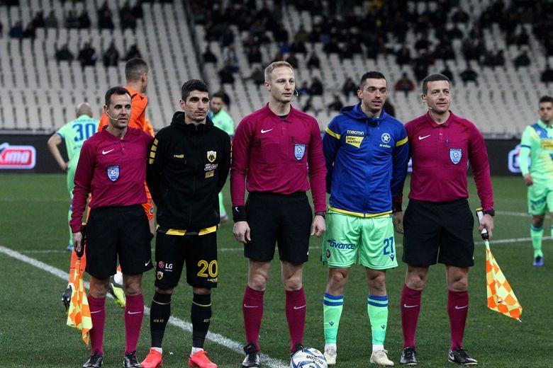 ΑΕΚ - ΑΣΤΕΡΑΣ 2-0 (30.01.2020)