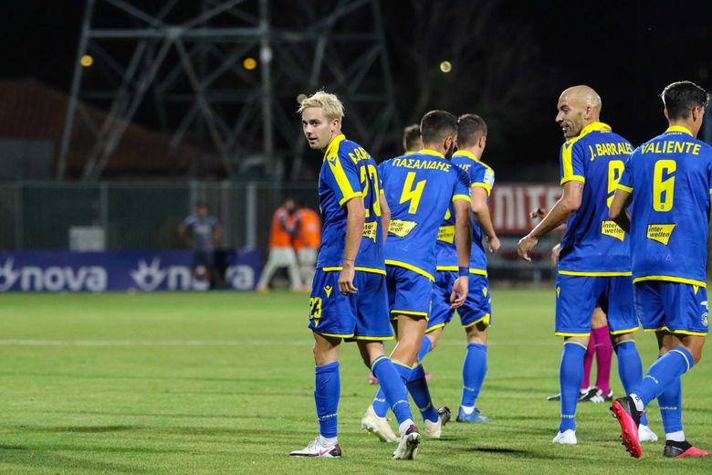 Interwetten και ΠΑΕ Αστέρας Τρίπολης συνεχίζουν μαζί και την αγωνιστική περίοδο 2020-2021
