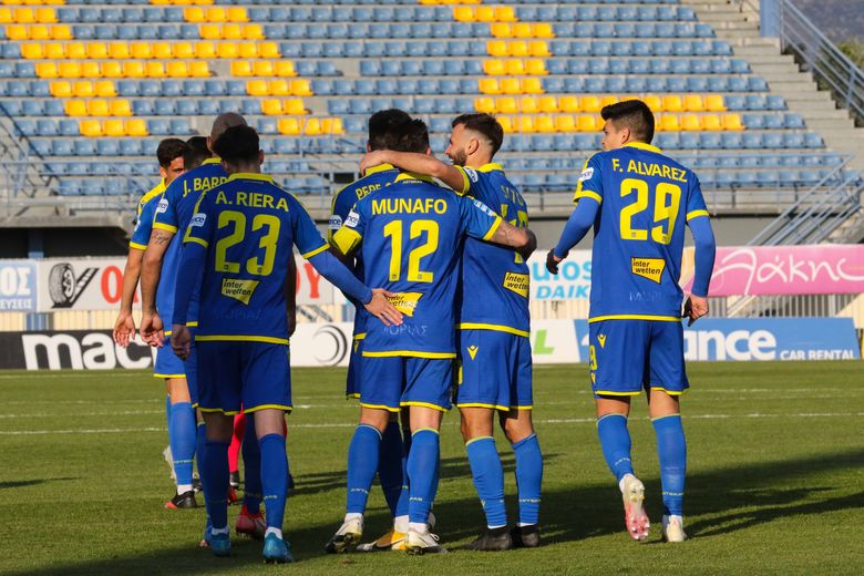 ΑΣΤΕΡΑΣ - ΠΑΟΚ 1-1: Η ανάλυση του αγώνα
