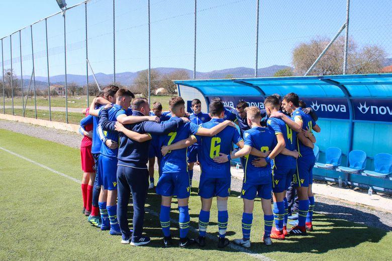 Κ15: ΑΣΤΕΡΑΣ - ΑΕΚ 1-0 (23.03.2019)