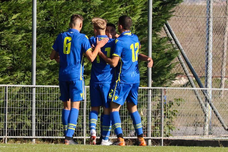 Κ17: ΑΣΤΕΡΑΣ-Λεβαδειακός 3-0 (photos)