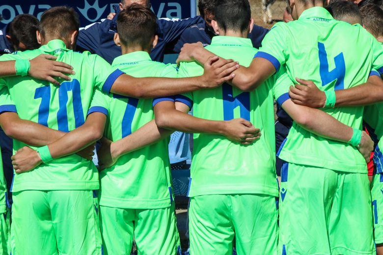 Κ15: Παναθηναϊκός - ΑΣΤΕΡΑΣ 1-0