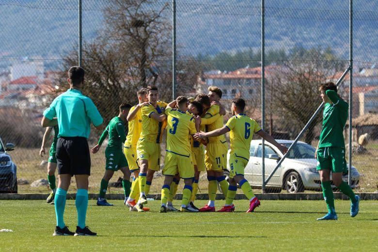 Κ19: ΑΣΤΕΡΑΣ - Παναθηναϊκός 1-0 (photos)