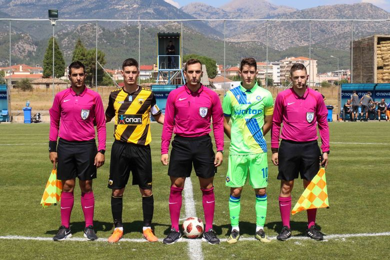 Κ19: ΑΣΤΕΡΑΣ - ΑΕΚ 0-2 (31.08.2019)