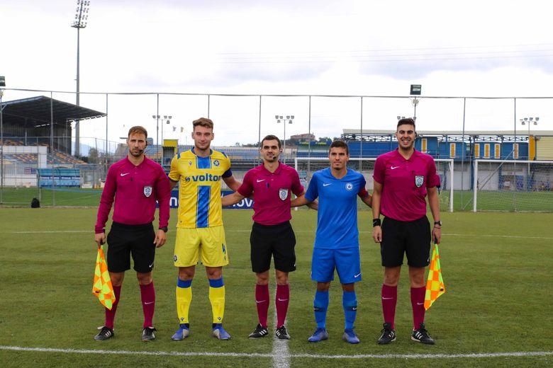 Κ19: ΑΣΤΕΡΑΣ - Ατρόμητος 0-0 (21.09.2019)