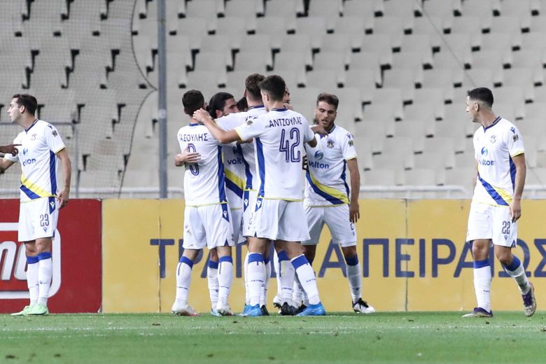 PHOTOSTORY: ΑΕΚ - ΑΣΤΕΡΑΣ 0-1