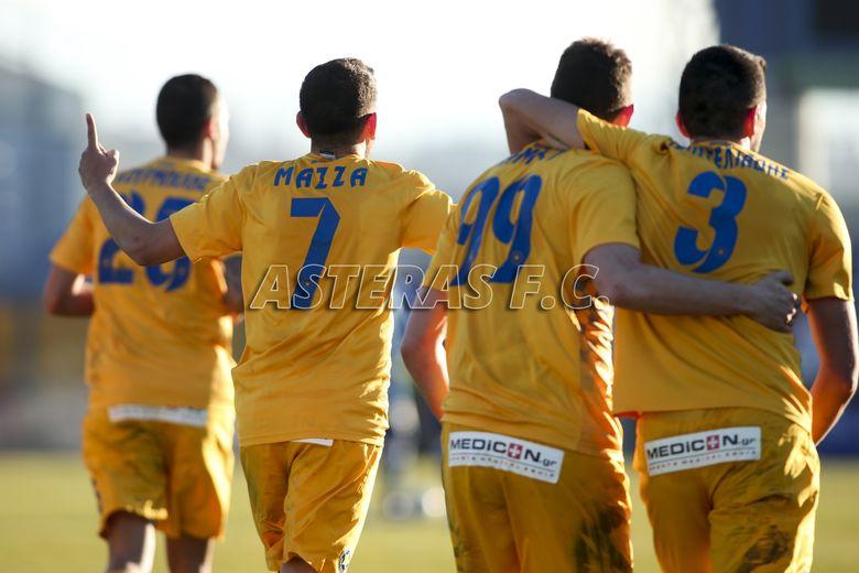 ΑΣΤΕΡΑΣ-Λεβαδειακός 2-0
