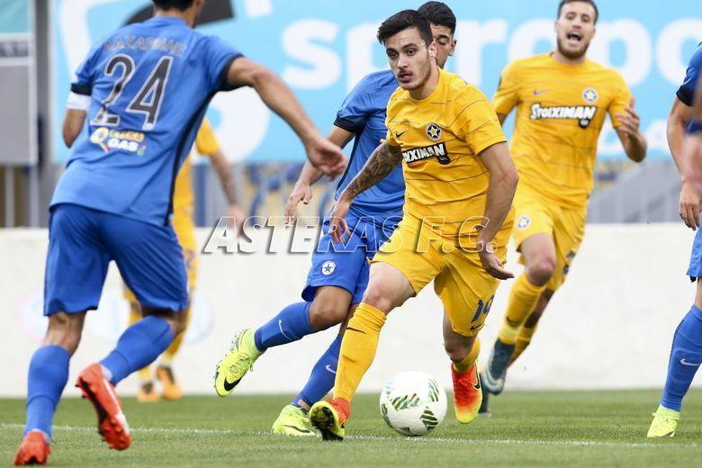 #finalscore: ΑΣΤΕΡΑΣ-Ατρόμητος: 1-0