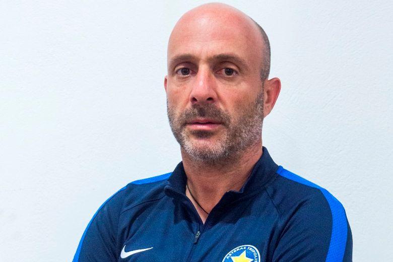 Προπονητής τερματοφυλάκων ο Νίκος Κωνσταντινίδης