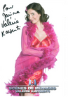 Val�rie Karsenti , Autographes