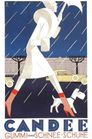 Candee  Vintage European Posters Wallpaper Image