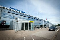 Karup Lufthavn kommer til at k�mpe med en noget strammere �konomi